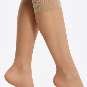 NWT Spanx knee highs 2 pairs